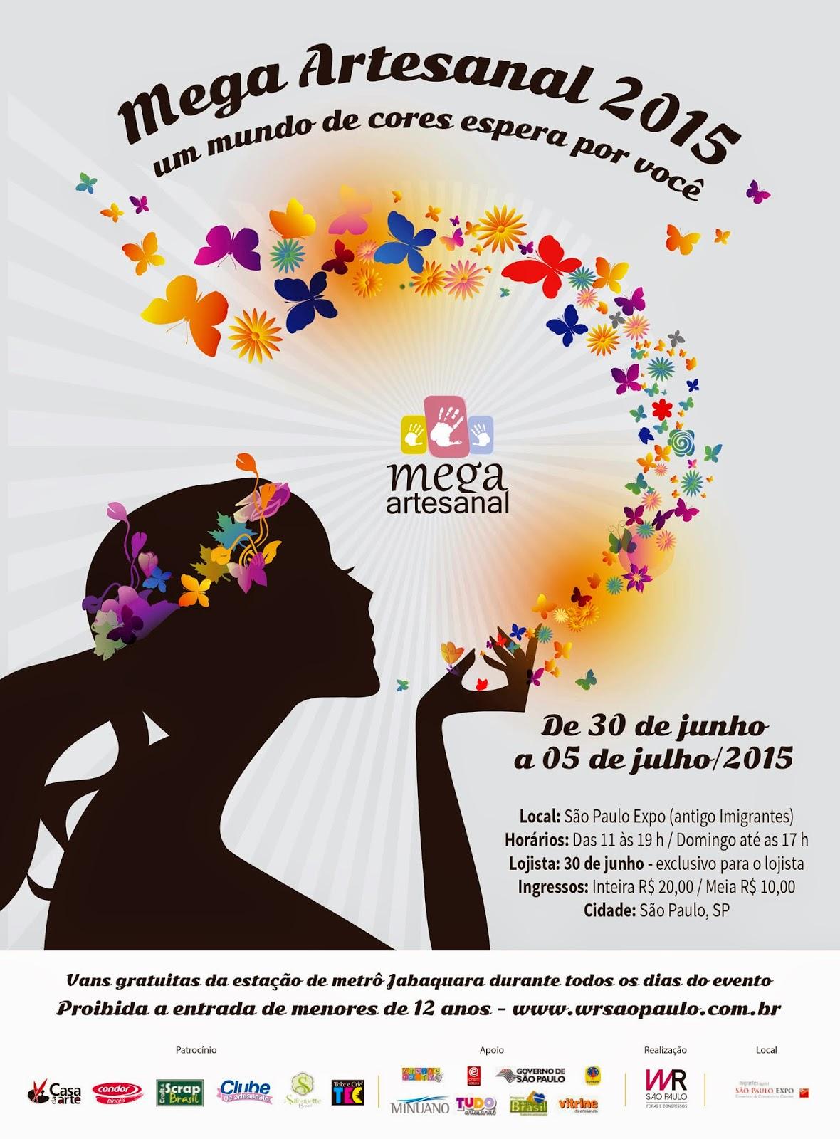 Feira Mega Artesanal 2015