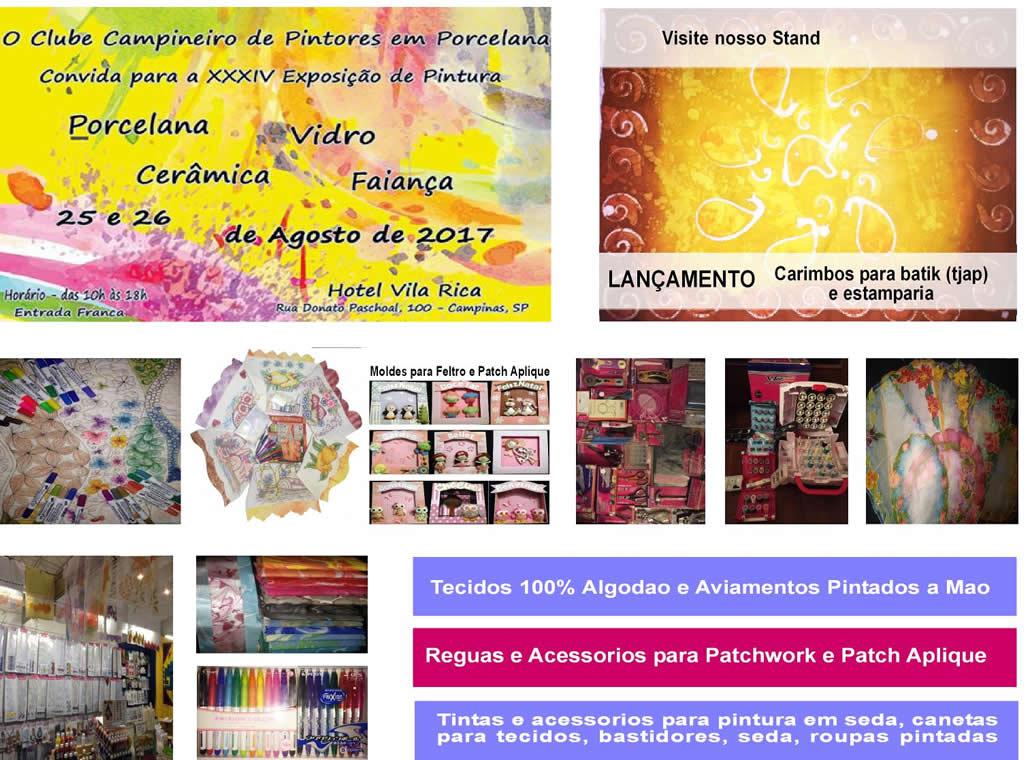 XXXIV Exposição de Pintura – Campinas, SP